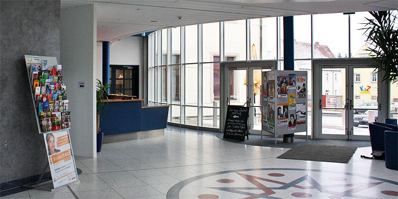 Foyer des Zentralgasthof Weinböhla