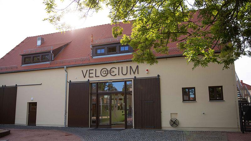 Velocium Weinböhla - Fahrradmuseum Weinböhla - Foto: Steffen Manig