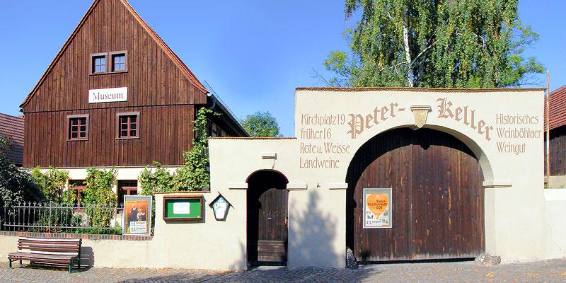 Historisches Weingut Peterkeller - Foto: Jörg Blobelt - wikimedia.org