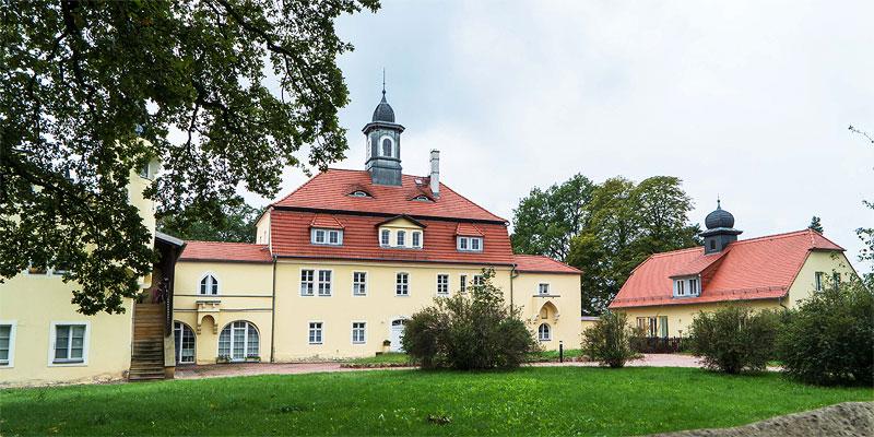 Schloss Lauben - Foto: Radler59 - wikimedia.org
